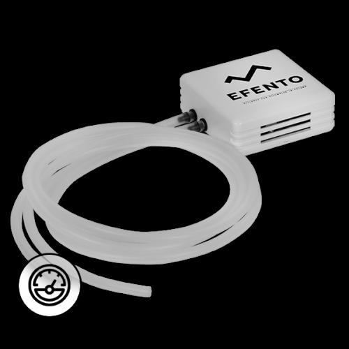 Efento BLE differential pressure sensor
