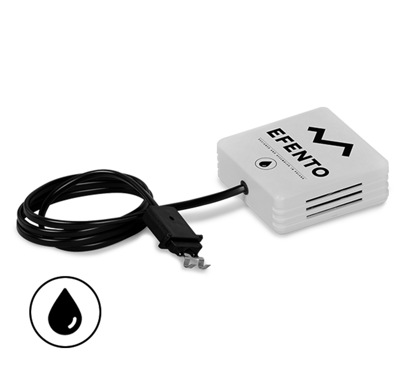 Efento NB-IoT water leak sensor