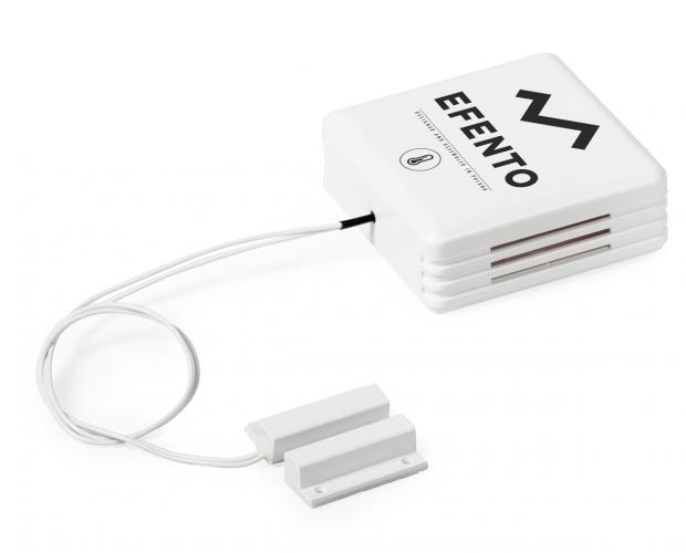 Efento BLE open /close (plastic) sensor