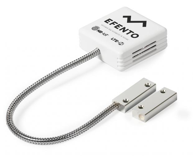 Efento LTE-M/NB-IoT open /close (metal) sensor