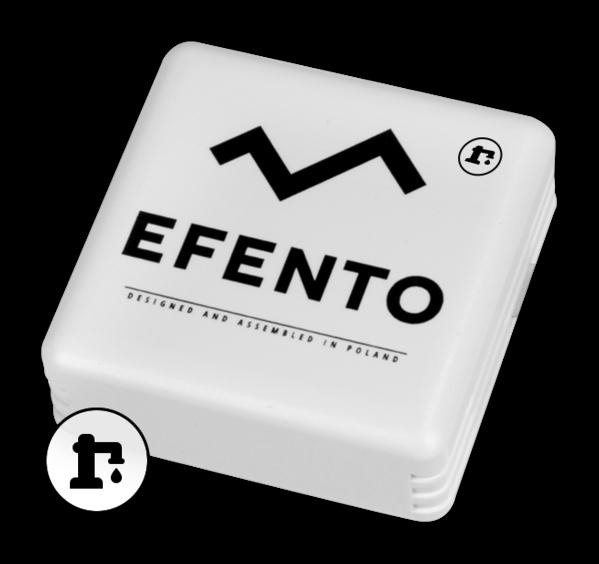 Efento LTE-M/NB-IoT water pulse counter sensor