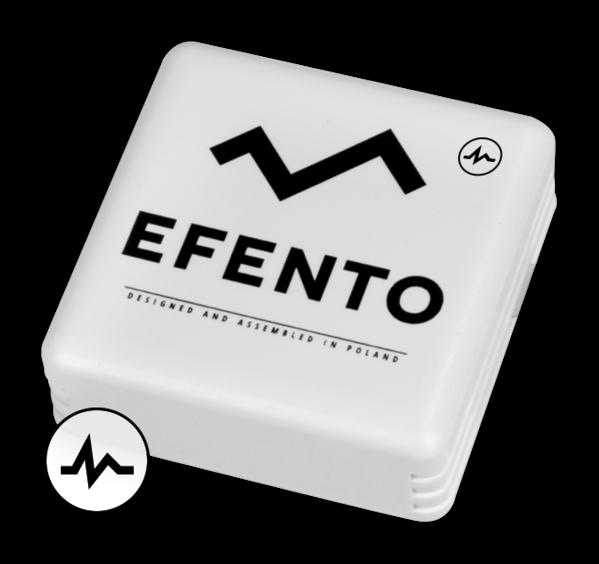 Efento LTE-M/NB-IoT pulse counter sensor