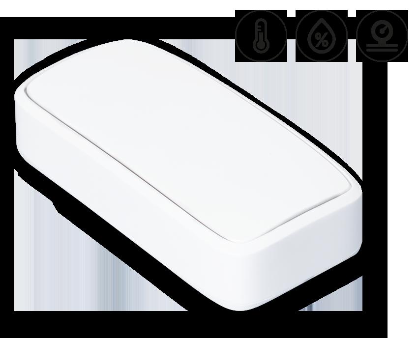 Efento temperature humidity and air pressure sensor NB-IoT
